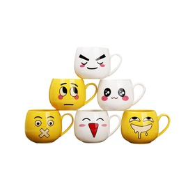 游戏表情逗趣系列陶瓷杯