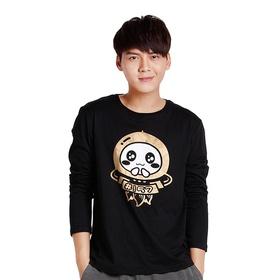 游戏表情#157长袖T恤(男)