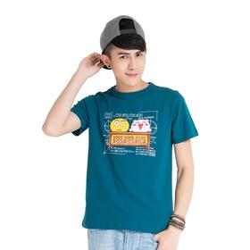 游戏表情短袖T恤-天天向上
