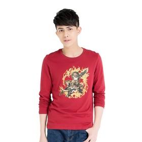 梦幻长袖T恤-羽灵神