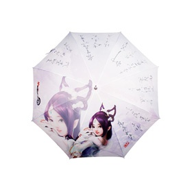 大话2晴雨伞-狐美人
