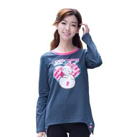 游戏表情#134长袖T恤