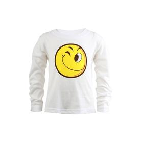 游戏表情#2童装长袖T恤
