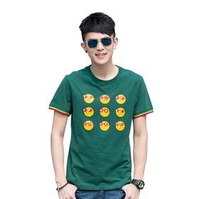 游戏表情#28短袖T恤-百变大咖