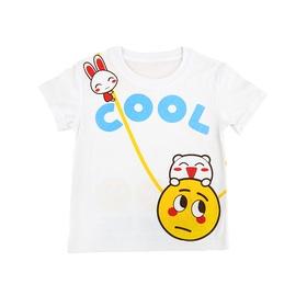 游戏表情童装短袖T恤-Cool宝宝