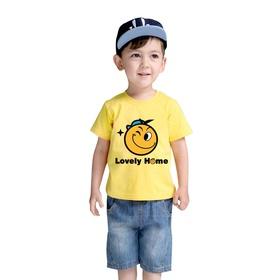 游戏表情#2童装短袖T恤