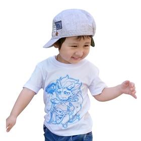 梦幻童装短袖T恤-男魔宝宝