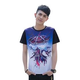 梦幻短袖T恤-吸血鬼