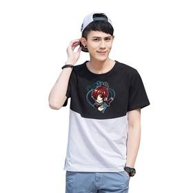 梦幻短袖T恤-情迷侠客