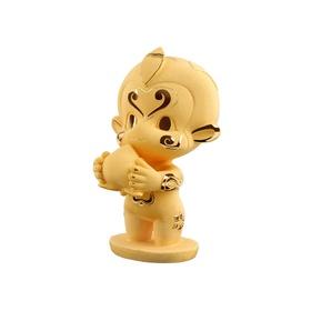 梦幻神兽绒沙金公仔-超级神猴