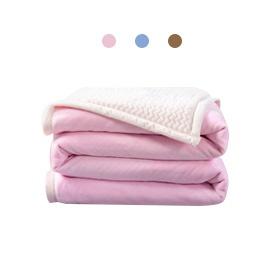游戏印象加厚法兰绒毛毯
