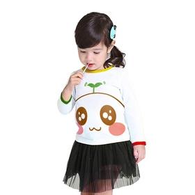 游戏表情#157童装长袖T恤