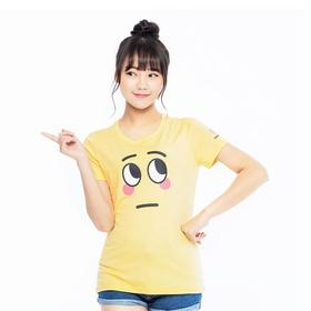 游戏表情#17短袖T恤