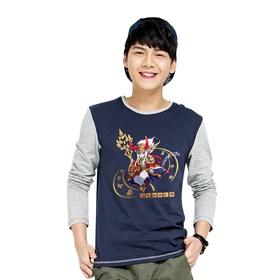梦幻西游长袖T恤-毗舍童子