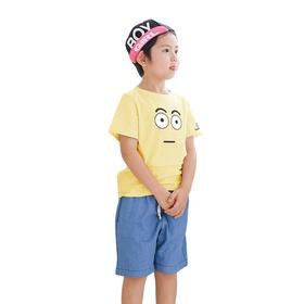 游戏表情#24童装短袖T恤