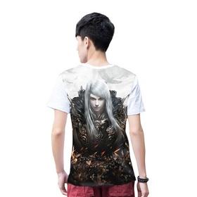 天下3短袖T恤-幽都王(Cool系列)
