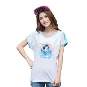 倩女2短袖T恤-花中童