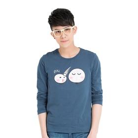 游戏表情#150长袖T恤