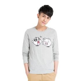 游戏表情#126长袖T恤