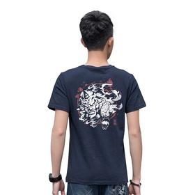 大话西游手游短袖T恤-霸气年兽