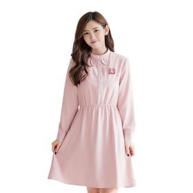 游戏表情#157长袖连衣裙