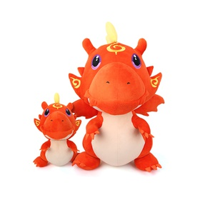 梦幻西游神兽公仔-超级赤焰兽
