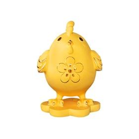 梦幻神兽绒沙金公仔-超级神鸡