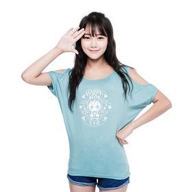梦幻西游露肩短袖T恤-玄彩娥
