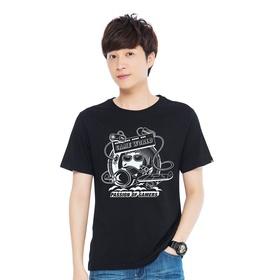 游戏表情#146短袖T恤-壮志凌云