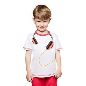 游戏表情#28童装短袖T恤