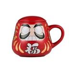阴阳师达摩陶瓷杯