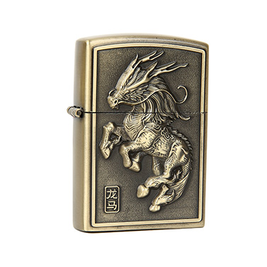 大话西游2 USB充电打火机-酷帅龙马