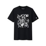 梦幻西游短袖T恤-毗舍童子(荧光款)