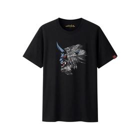 大话西游2短袖T恤-霸气黄金兽