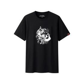 大话西游2短袖T恤-灵狐美人