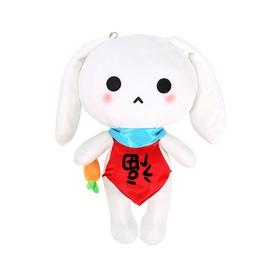 一梦江湖中原兔兔公仔背包