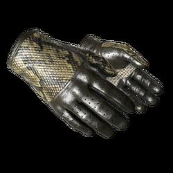 驾驶手套(★) | 菱背蛇纹