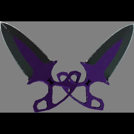 暗影双匕(★)   致命紫罗兰