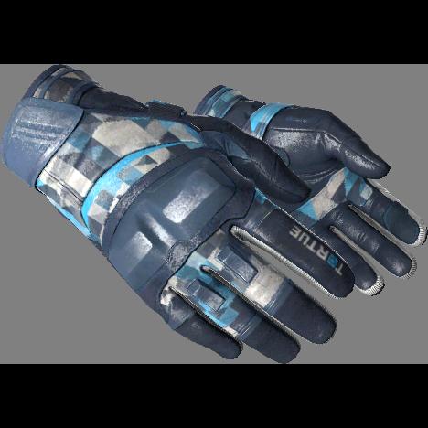 摩托手套(★) | 清凉薄荷
