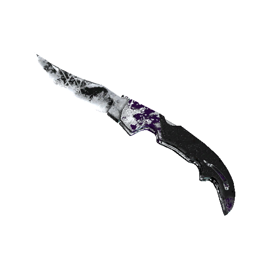弯刀(★)   致命紫罗兰