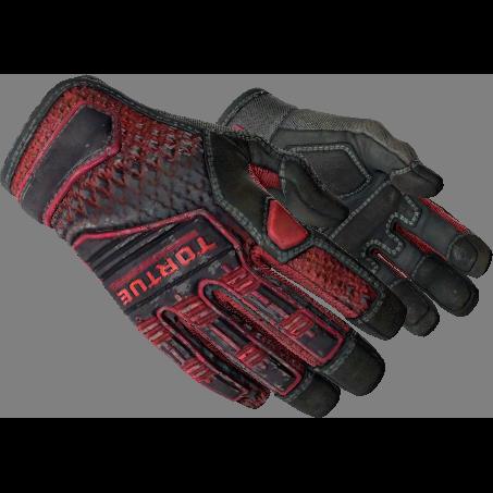 专业手套(★) | 深红和服