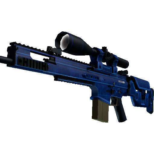 SCAR-20   蓝图