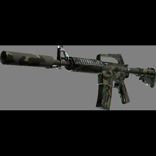 M4A1 消音型   北方森林