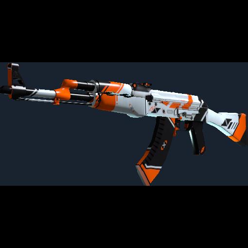 AK-47   二西莫夫
