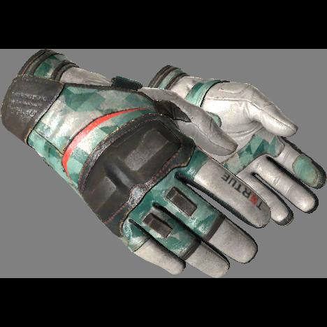 摩托手套(★) | 薄荷