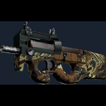 P90(StatTrak™)   大怪兽RUSH