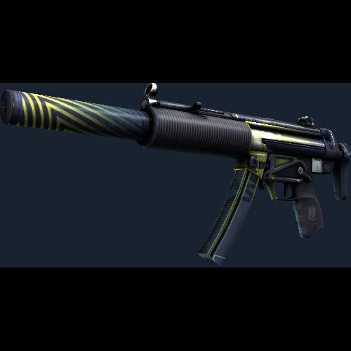 MP5-SD(StatTrak™)   零点行动