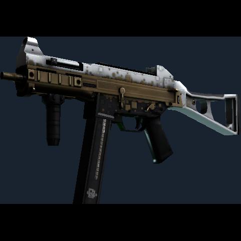 UMP-45(StatTrak™)   金铋辉煌