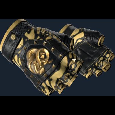 狂牙手套(★) | 黄色斑纹