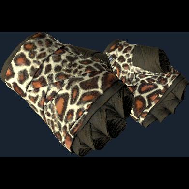 裹手(★) | 长颈鹿